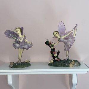 Cute fairy statues!!!!